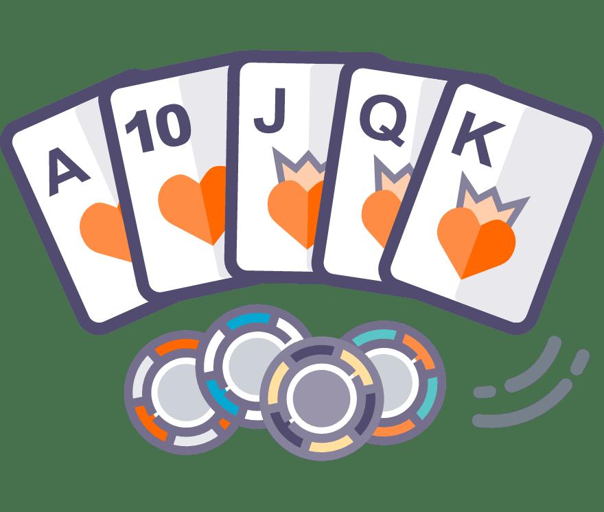 Los 5 mejores sitios de Casino de Texas Holdem en línea en Columbia